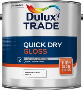 C- DT Quick Dry Gloss White 2.5L