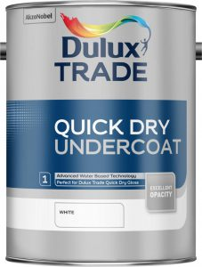 L - DT Quick Dry Unvercoat White 5L